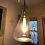 Chemistry Glass Lamp